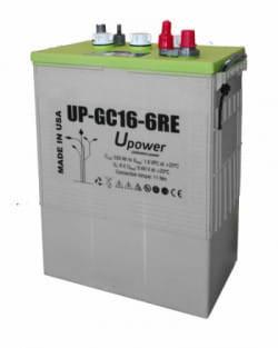 Batería UPower 550Ah 6V UP-GC16