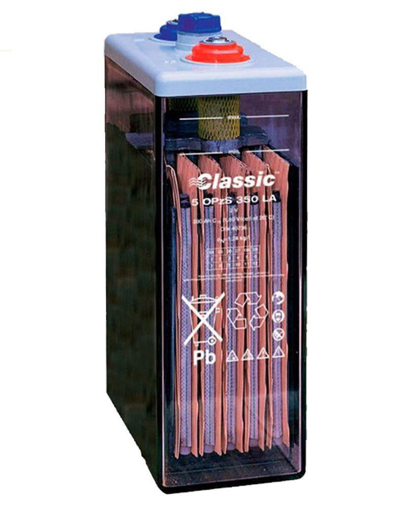 Elemento OPzS 2V 765Ah Transparente