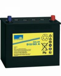 Batería de GEL 12V 60Ah Sonnenschein S12-60