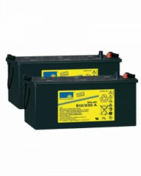 Batería de GEL 24V 230Ah Sonnenschein S12-230
