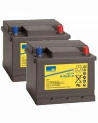 Batería de GEL 24V 41Ah Sonnenschein S12-41