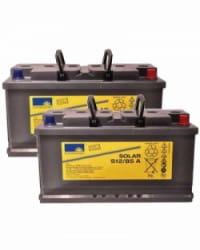 Batería de GEL 24V 85Ah Sonnenschein S12-85