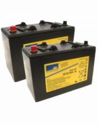 Batería de GEL 24V 90Ah Sonnenschein S12-90