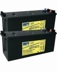 Batería de GEL 24V Sonnenschein SB12/100Ah (C100)