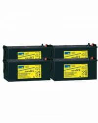 Batería de GEL 48V 230Ah Sonnenschein S12-230