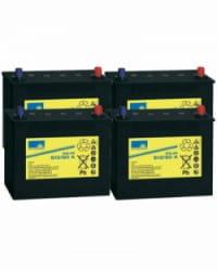 Batería de GEL 48V 60Ah Sonnenschein S12-60