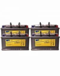 Batería de GEL 48V 85Ah Sonnenschein S12-85