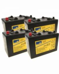 Batería de GEL 48V 90Ah Sonnenschein S12-90
