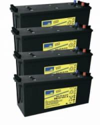 Batería de GEL 48V Sonnenschein SB12/100Ah (C100)