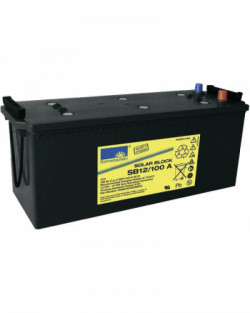 Batería GEL 100Ah 12V Sonnenschein SB12-100