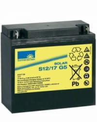 Batería GEL 12V 17Ah Sonnenschein S12-17