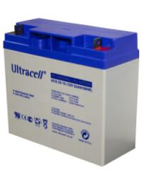 Batería GEL 12V 22Ah Ultracell UCG-22-12