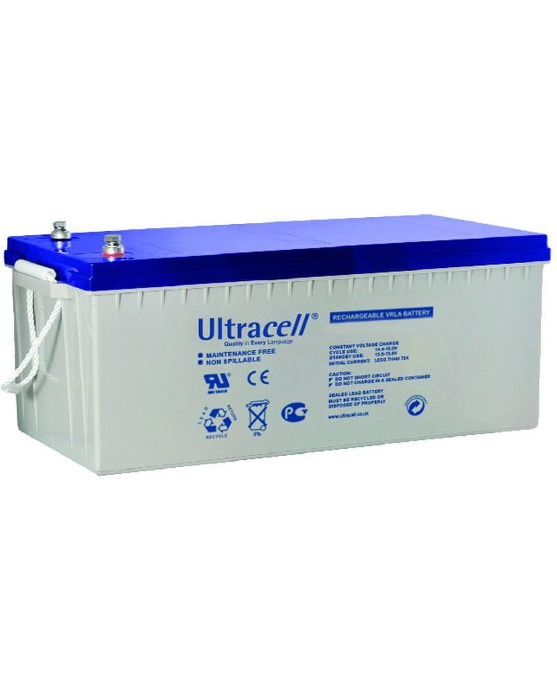 Batería GEL 12V 316Ah Ultracell UCG-316-12