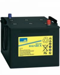 Batería GEL 130Ah 12V Sonnenschein S12-130