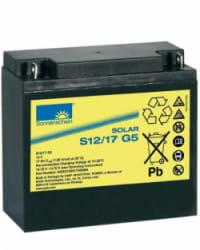 Batería GEL 17Ah 12V Sonnenschein S12-17