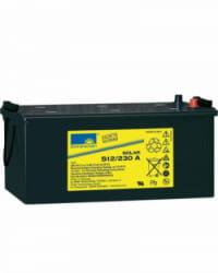 Batería GEL 230Ah 12V Sonnenschein S12-230
