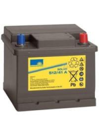 Batería GEL 41Ah 12V Sonnenschein S12-41