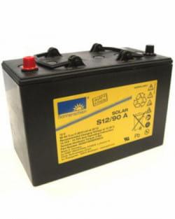 Batería GEL 90Ah 12V Sonnenschein S12-90