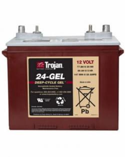 Batería TROJAN 24-GEL 77Ah 12V