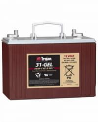 Batería TROJAN 31-GEL 102Ah 12V