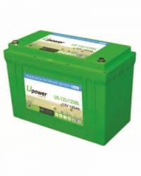Batería Litio 12V 125Ah Upower Ecoline