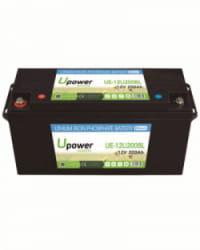 Batería Litio 12V 200Ah Upower Ecoline