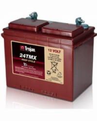 Batería 12V 94Ah TROJAN 24-TMX