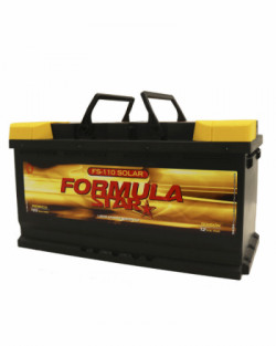 Batería 12V FS110 Formula Star Solar