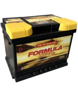 Batería 12V FS70 Formula Star