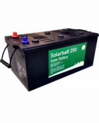 Batería 250Ah 12V Solarbatt Monobloc