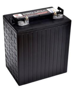 Batería Yuasa Pro Spec DCB8125 8V 240Ah