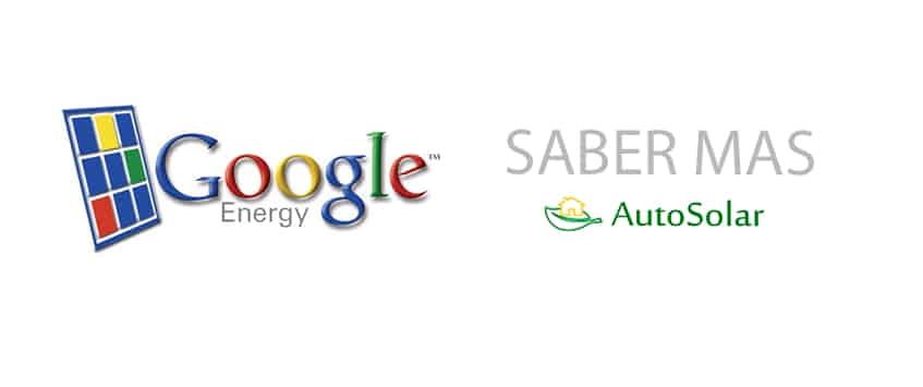 Google financia centrales de energía solar fotovoltaica