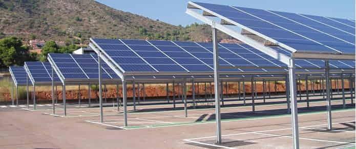 Qu tipos de soportes hay en los paneles solares - Tipos de paneles solares ...