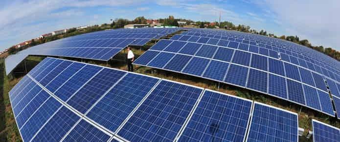 Tamesol firma un proyecto de energía solar fotovoltaica en Inglaterra