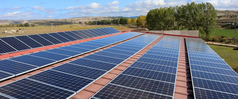 España se convierte en la mayor potencia solar europea