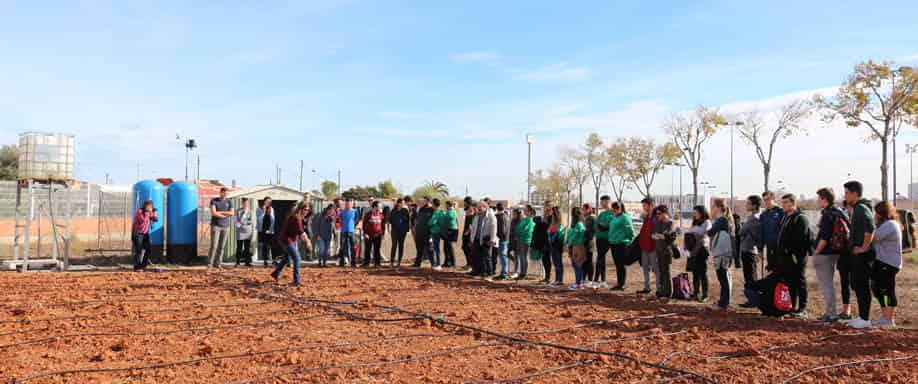 AutoSolar participa en una Jornada de Riego con bombeo solar en la UJI