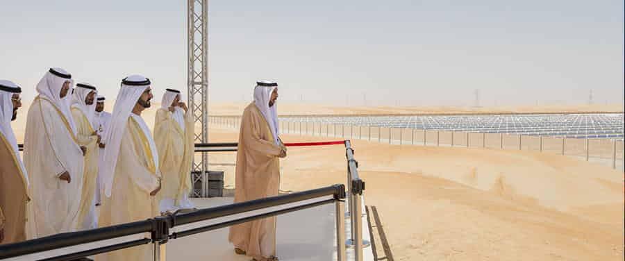 Energía solar fotovoltaica en Argelia