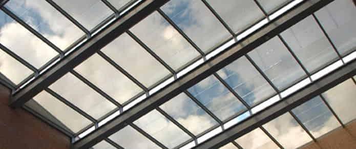 Un Lucernario Fotovoltaico Integrado De 31kwp En Una