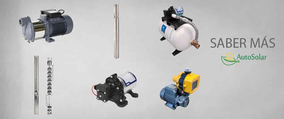 ¿Qué son y qué ventajas tienen las bombas de agua?