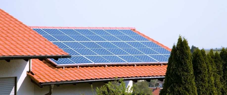 Calefacción con placas solares