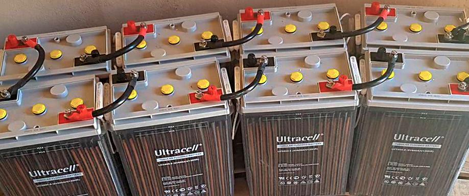 Cálculo de la capacidad necesaria de la batería