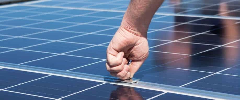 Cómo instalarme las placas solares