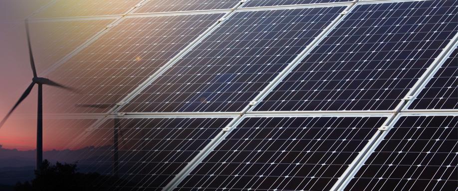 Los costes de producción de energías renovables ya se igualan a los de carbón