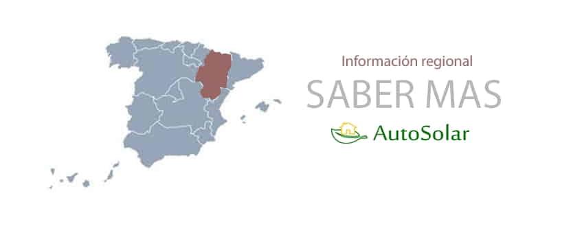 Aragón contra la reforma eléctrica