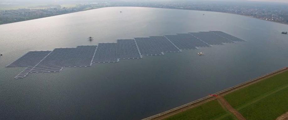 ¿Es la fotovoltaica flotante una alternativa de expansión de la fotovoltaica?