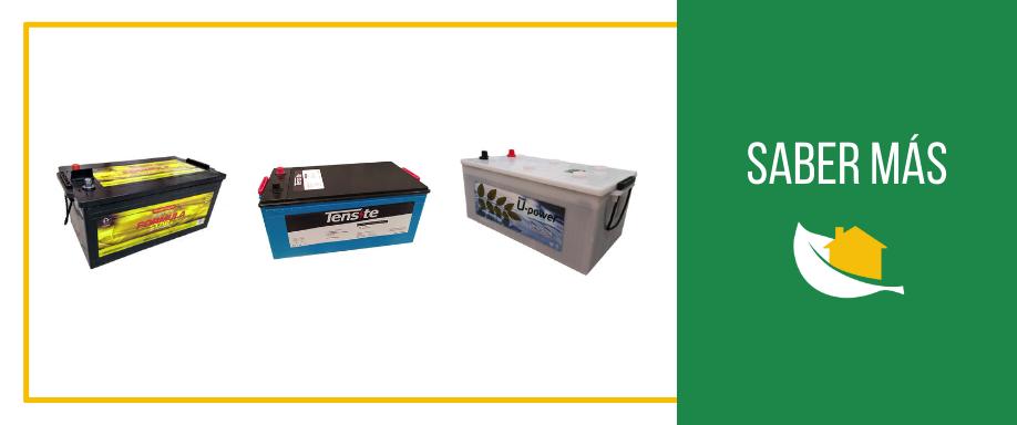 ¿Cómo funcionan las baterías de plomo ácido?
