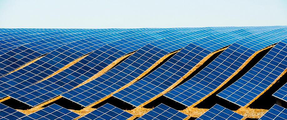 India instala el mayor parque de energía solar del mundo