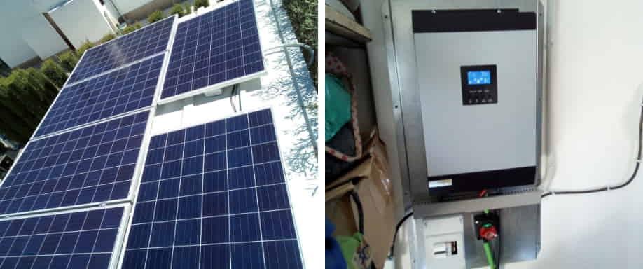 Instalación fotovoltaica en Córdoba