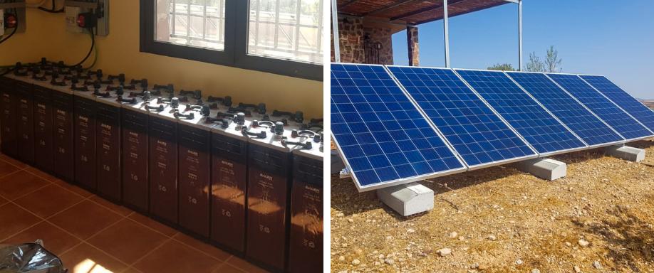 Ampliación Instalación Solar en Ciudad Real