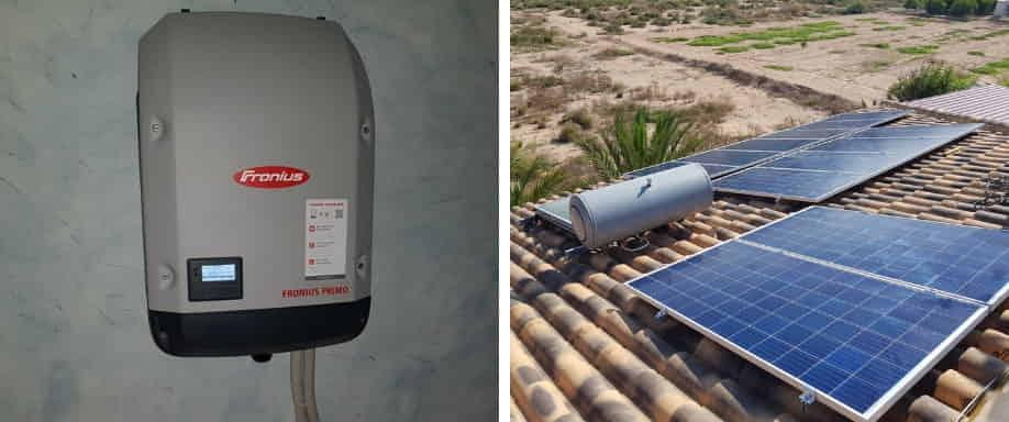 Instalación Sistema Conexión a Red en Alicante
